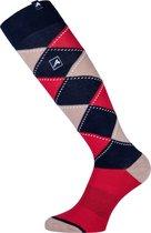 Euro-star Geruite sokken Polygiene