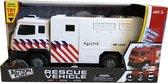 Politie Friction Truck + licht/geluid