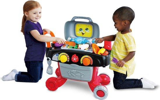 VTech Preschool Gril & Leer Barbecue - Speelgoed BBQ