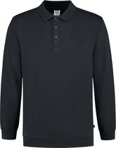 Tricorp Polo Sweater Boord 60°C Wasbaar 301016 Navy - Maat 4XL