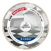Carat CSM master 350x20 zaagblad (keramiek en combi)