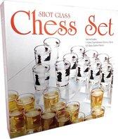 Shot Glass Chess Set - Drankspel Schaken