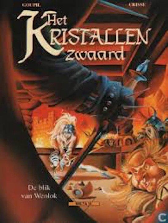 2 blik van wenlok Kristallen zwaard - Coupil | Fthsonline.com