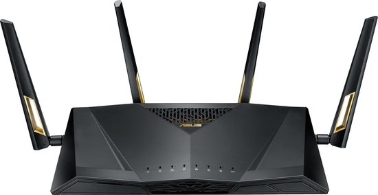 ASUS RT-AX88U - Router / AX / Wifi 6 - 6000 Mbps