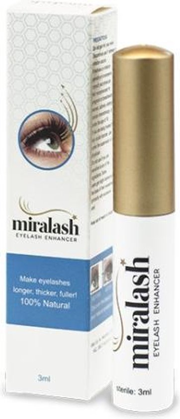 Miralash Wimperserum - Lange en Volle Wimpers