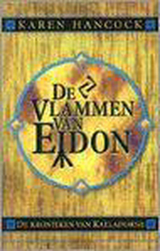 De Vlammen Van Eidon - Karen Hancock  