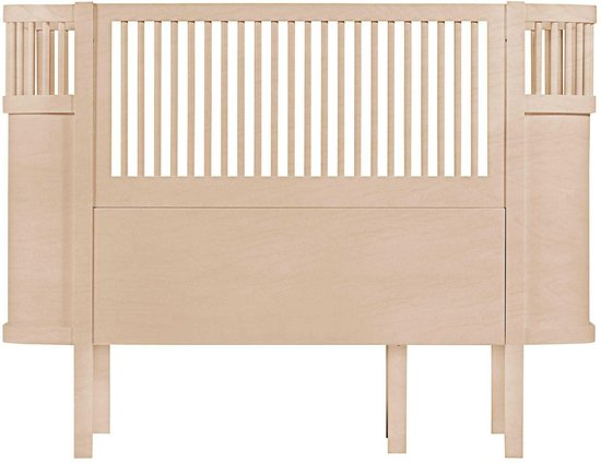 Sebra Kili Baby Ledikant Wooden Edition