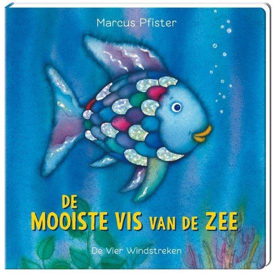 Boek cover Groot Kartonboek, De mooiste vis van de zee van PFISTER, MARCUS (Onbekend)