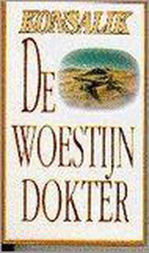 De woestijndokter - Heinz G. Konsalik pdf epub