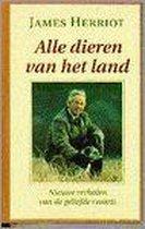 Boek cover Alle dieren van het land van Herriot