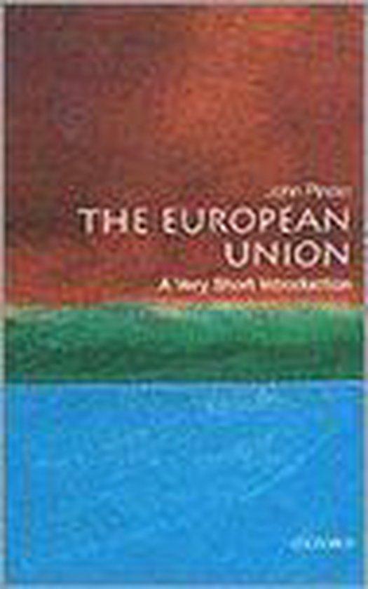 Boek cover European Union Vsi:Ncs P van John Pinder (Paperback)