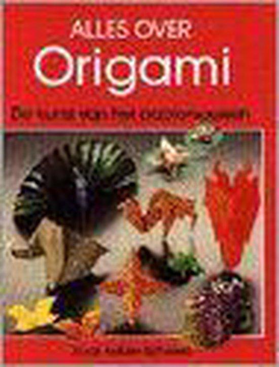 Alles over origami - Zulal Ayture-Scheele |