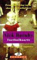 Boek cover Voetbalkoorts (pandora) van Nick Hornby
