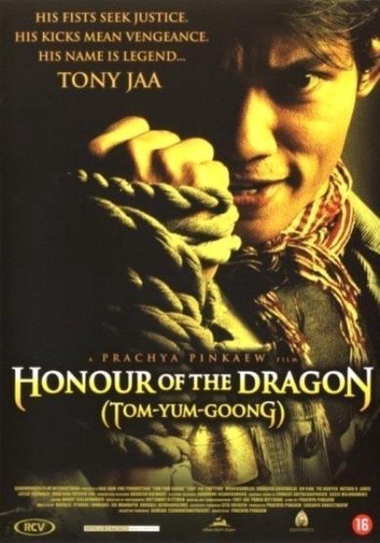 Cover van de film 'Honour Of The Dragon'