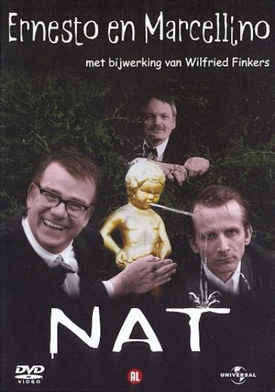 Cover van de film 'Ernesto En Marcellino-Nat'