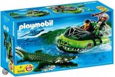 Playmobil Gangster Hovercraft - 4446