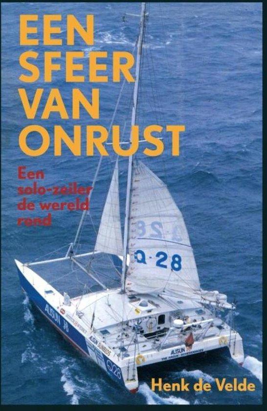 Cover van het boek 'Een sfeer van onrust'