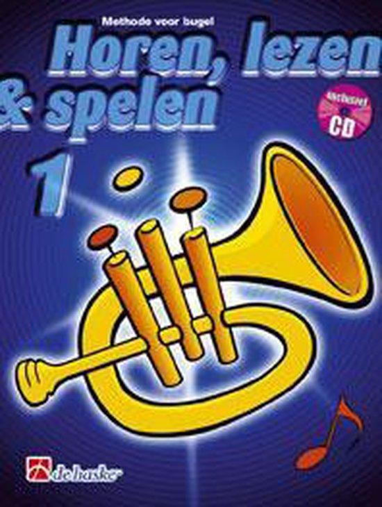 Horen Lezen & Spelen deel 1 voor Bugel (boek met Cd) - J.J.P. Kastelein |