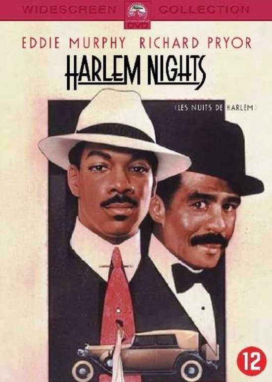 Cover van de film 'Harlem Nights'