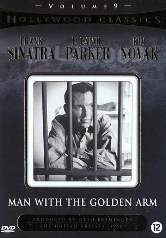 Cover van de film 'Man With The Golden Arm'