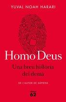 Omslag Homo Deus. Una breu història del demà