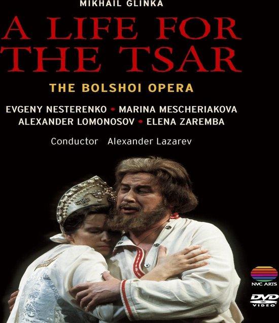 Cover van de film 'A Life For The Tsar'