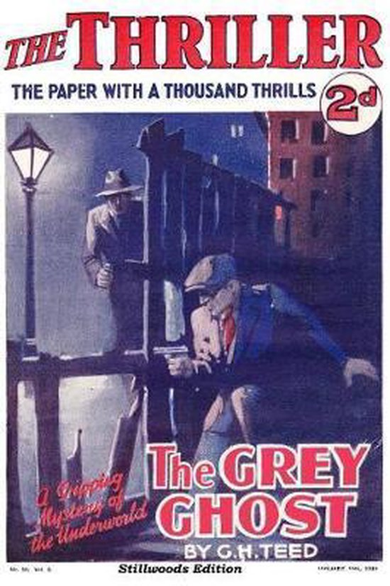 The Grey Ghost