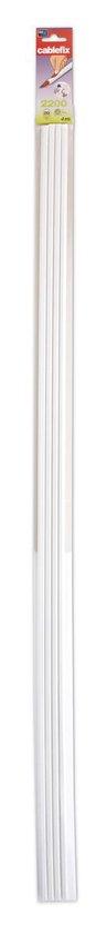 Cablefix Wit 2200 5,5 x 5 mm ( 1 verpakking = 4 x 1M)