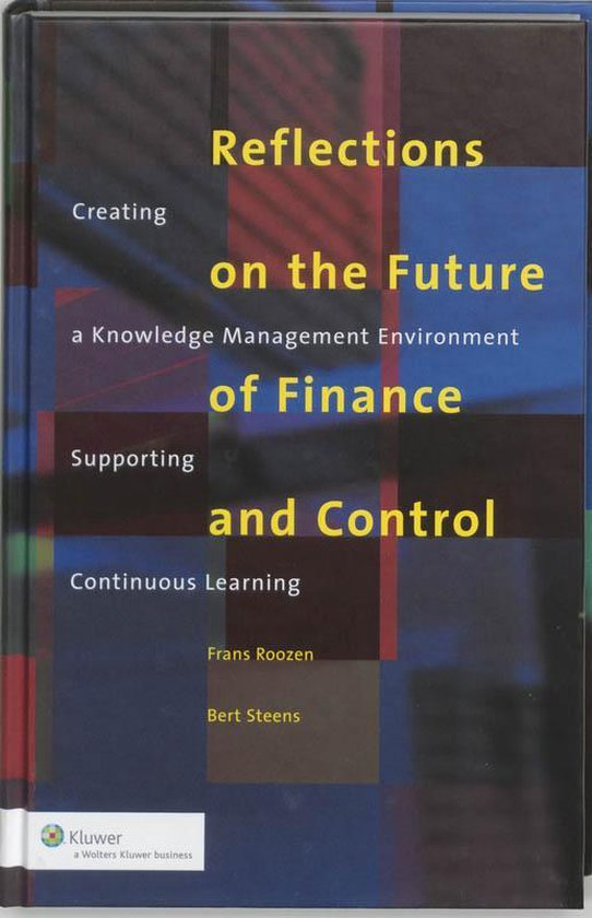 Reflections on the Future of Finance and Control - F. Roozen | Readingchampions.org.uk