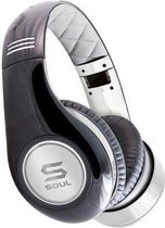 Soul SL300 - On-ear koptelefoon - Zwart