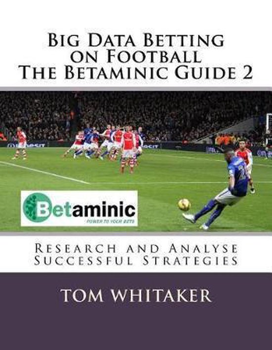 Big Data Betting on Football the Betaminic Guide 2