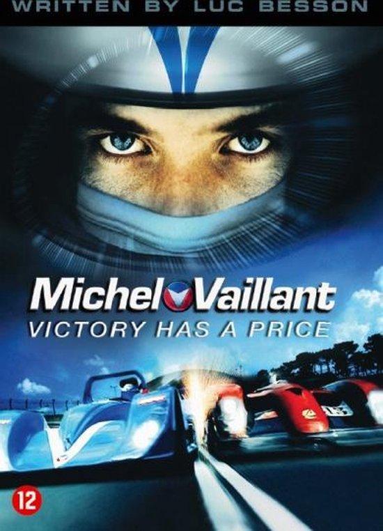 Cover van de film 'Michel Vaillant'