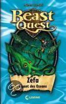 Beast Quest 07. Zefa, Gigant des Ozeans