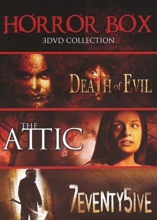 Cover van de film 'Horrorbox 1'