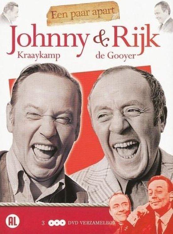 Cover van de film 'Johnny & Rijk - Een Paar Apart'