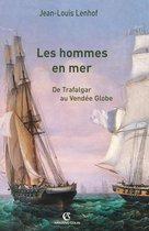 Boek cover Les hommes en mer van Jean-Louis Lenhof