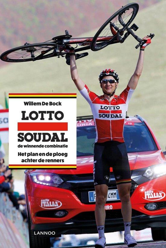 Lotto Soudal - Willem de Bock |