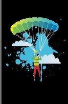 Skydiving Splash Art