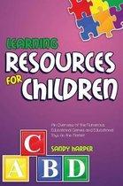 Omslag Learning Resources for Children