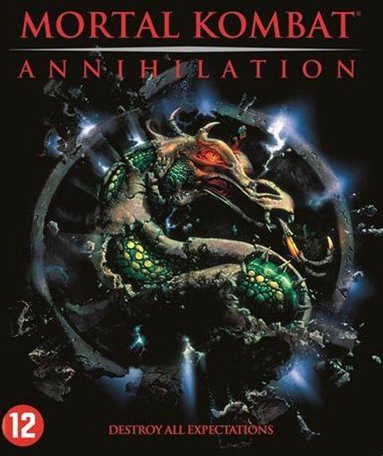 Cover van de film 'Mortal Kombat: Annihilation'