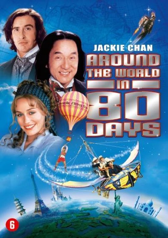 Cover van de film 'Around The World In 80 Days'