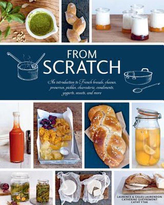 Boek cover From Scratch van Laurence Laurendon (Hardcover)