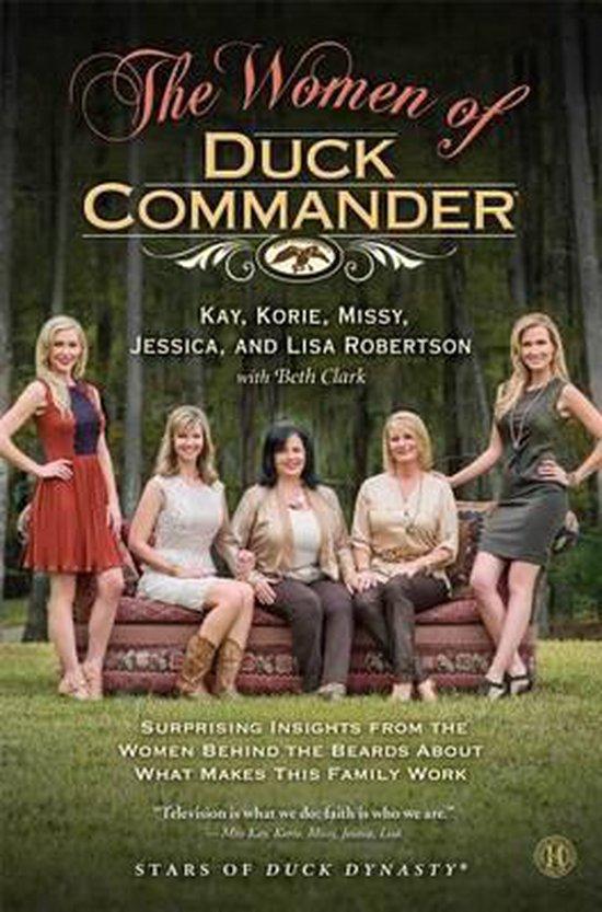 Omslag van The Women of Duck Commander