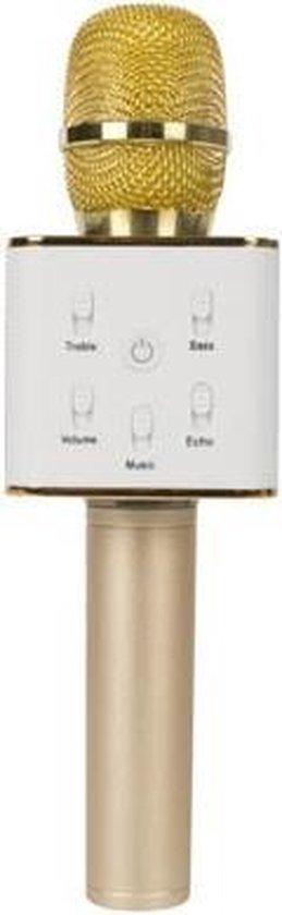 HQ POWER MICKTV karaoke microfoon met speaker
