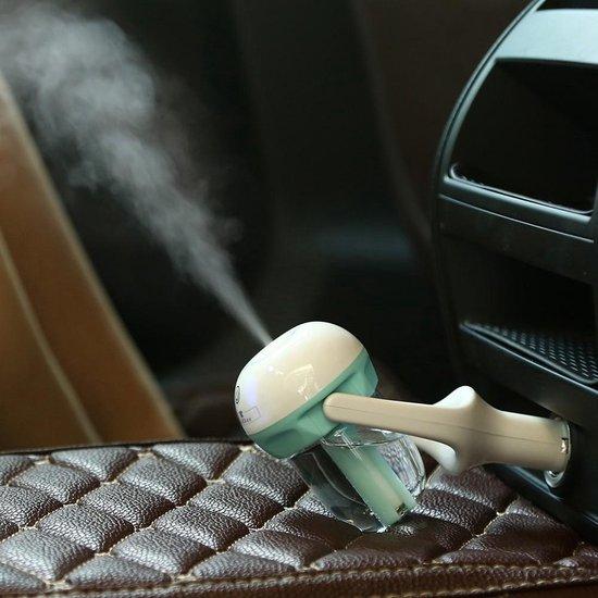 Luchtbevochtiger / Luchtreiniger Auto - Luchtverfrisser / Geurverspreider