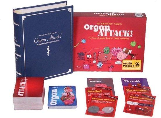 Organ Attack!