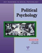 Boek cover Political Psychology van John Jost