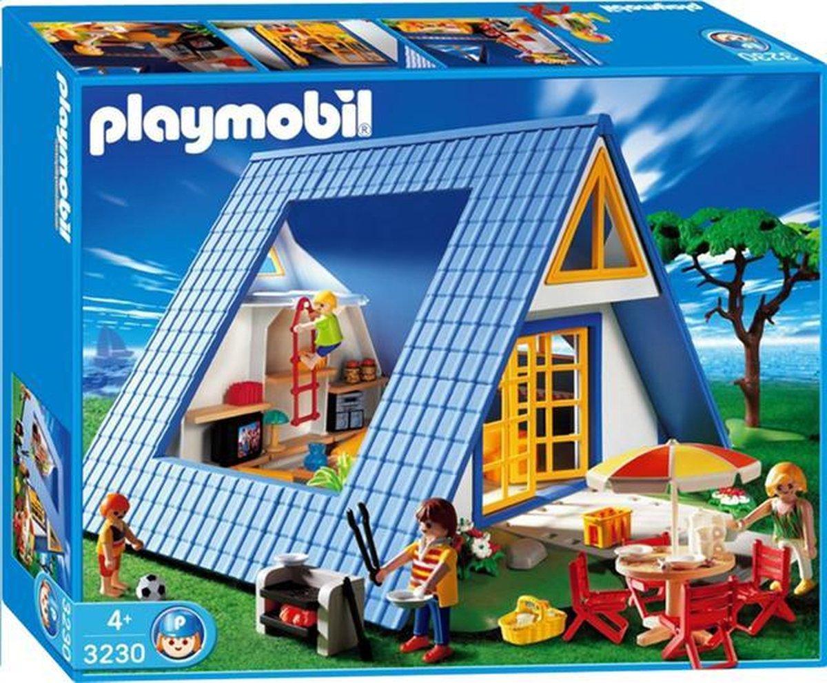 Playmobil Zomerhuisje - 3230