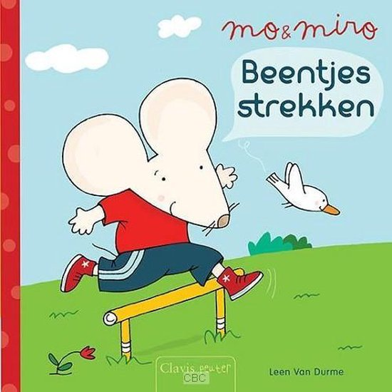 Mo & miro Beentjes strekken - Leen van Durme |