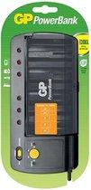 GP PB320 Universele Oplader voor 4x AA/AAA/C/D of 2x 9V NiMH